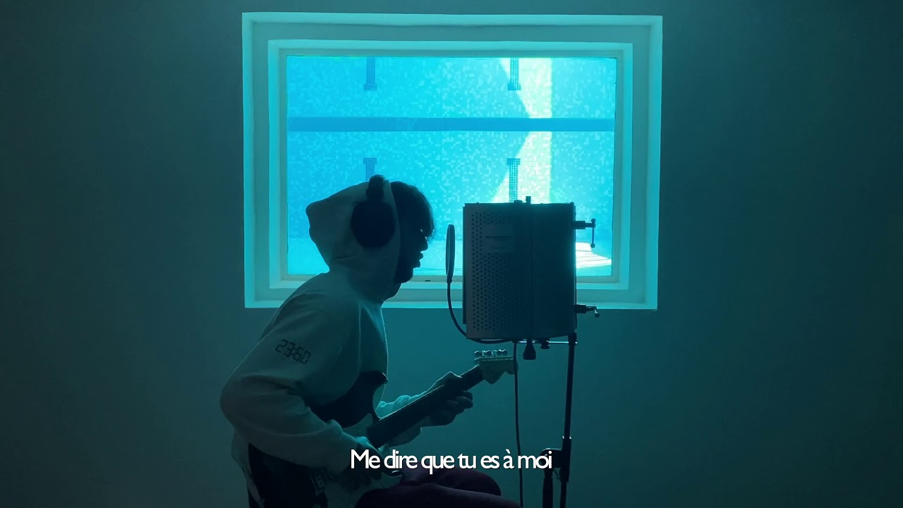 Yhugo Slave-Blue (Prod by Ocean Beats ft Oh Wonder)