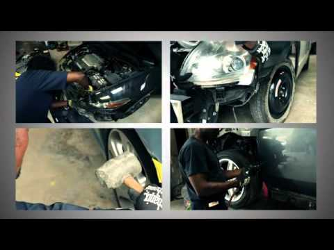 Izee Auto Body U0026 Paint | Collision Repair Automotive Paint Jobs Framework  Repairs In Baltimore, MD