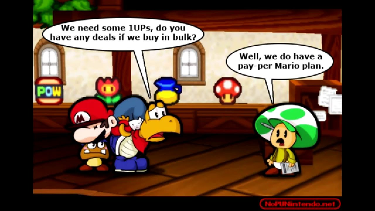 Paper Mario Memes Compilation Youtube