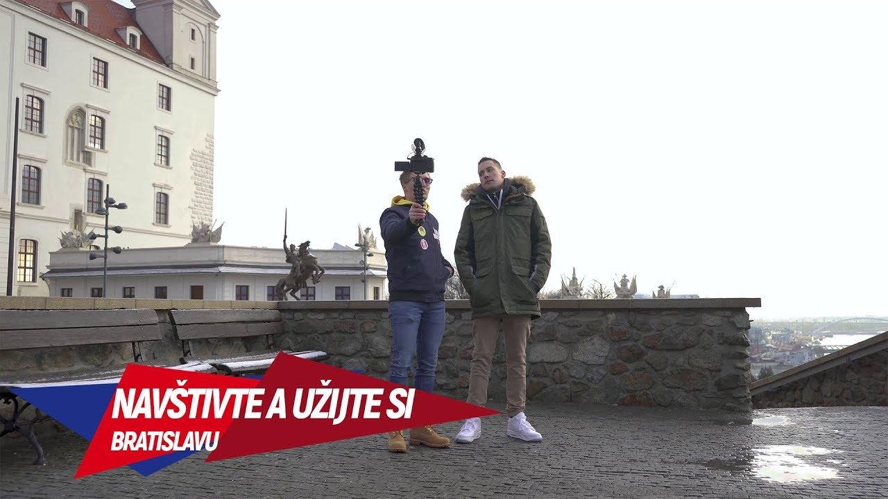 efc027cbcb03d VIDEO: Cudzinci pozývajú na návštevu Bratislavy a majstrovstiev sveta.  Sprievodcu im robí Sajfa   Bratislava24.sk