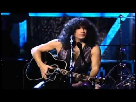 KISS Heaven's On Fire MTV Unplugged 1995