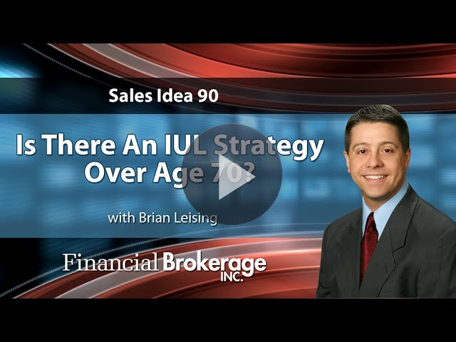 Is There An IUL Strategy Over Age 70?