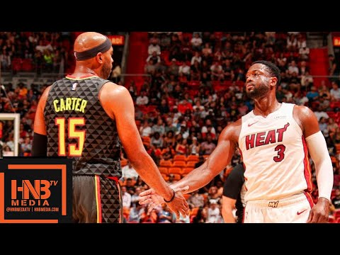 Atlanta Hawks vs Miami Heat Full Game Highlights | 10.12.2018, NBA Preseason