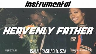 Isaiah Rashad Heavenly Father INSTRUMENTAL reprod.mp3