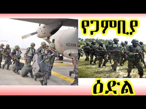 የምዕራብ አፍሪካ አገር ጋምቢያ ዕድል   West Africa Country Gambia Fate - አዋዜ (ALEMNEH WASSE NEWS)