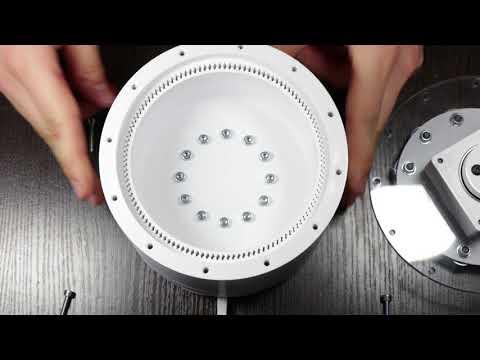 3D Printed - Harmonic Drive