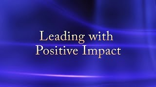 Dr. Sydney Scott of the Alchemist Professors discusses how to Lead With Positive Impact