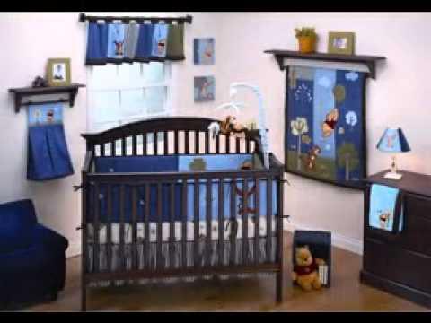 Winnie the pooh baby room decor