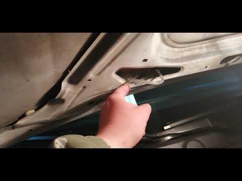 Установка обратного клапана на омыватель лобового стекла
