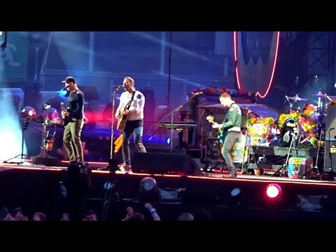 Coldplay - Charlie Brown - Live - Croke Park - Dublin - July 8th 2017