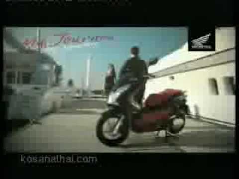 โฆษณา Honda PCX 150 (2012)