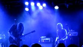 Graveyard - Thin Line - Tampere, Finland 18.04.2013