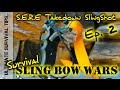 Pocket Preditor SERE Slingshot - REVIEW - Ep. 2 - Best Survival Hunting / Bug Out Bag / Sling Bow