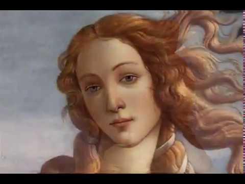 50 ünlü Ressamın Resimlerde Kadın Portreleri Youtube