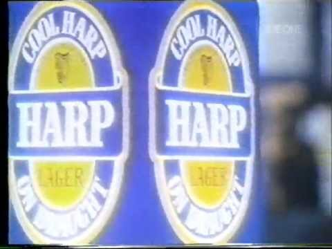 Harp Lager - Sally O'Brien