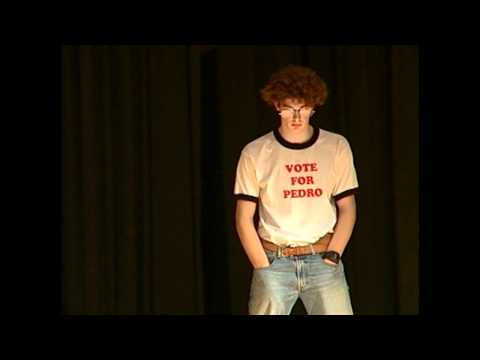 Napoleon Dynamite Dance