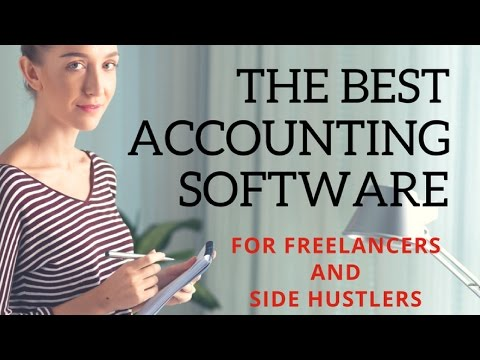 The Best Online Accounting Software For Freelancers And Side Hustlers