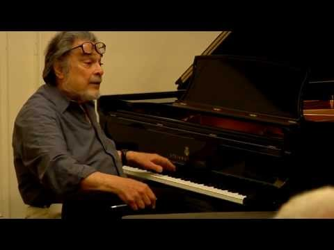 Interpreting Romantic Music: Leon Fleisher Workshop
