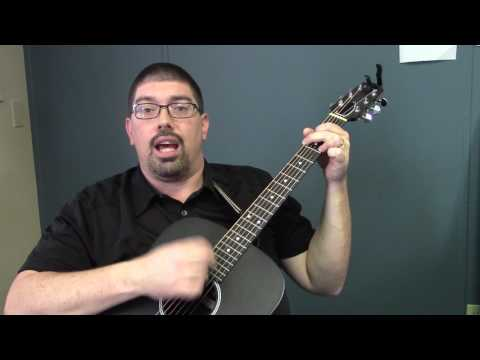 Soon and Very Soon, easy guitar