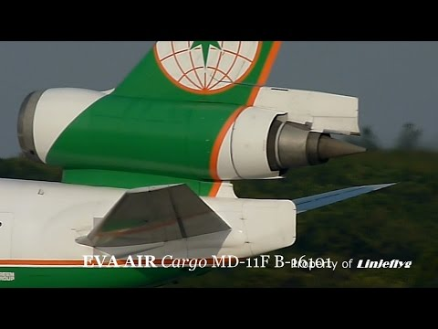 EVA AIR Cargo MD-11F B-16101