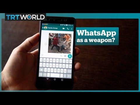 India's deadly WhatsApp lynchings