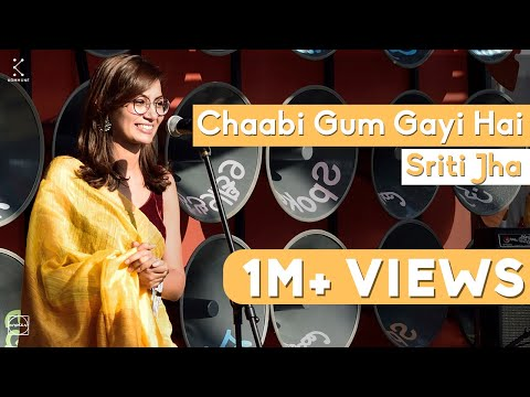 Chaabi Gum Gayi Hai - Sriti Jha | Spoken Fest 2019 thumbnail