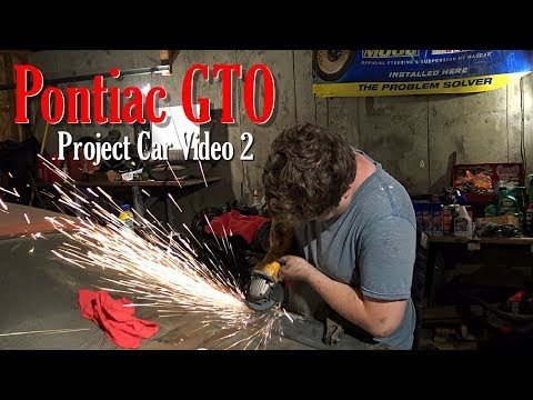 1968 Pontiac GTO - Project Car - Video #2