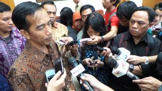 [Samsung Galaxy Camera Test] Jokowi di acara 13 Tahun Elshinta News & Talk -