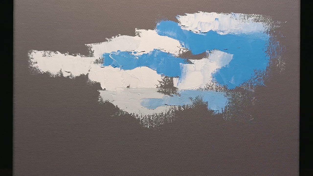 The Journey - Palette Knife | Brush Oil Painting