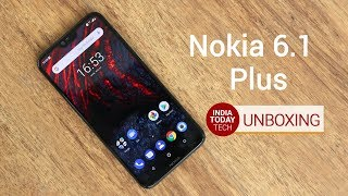 Nokia 6.1 Plus unboxing and quick review