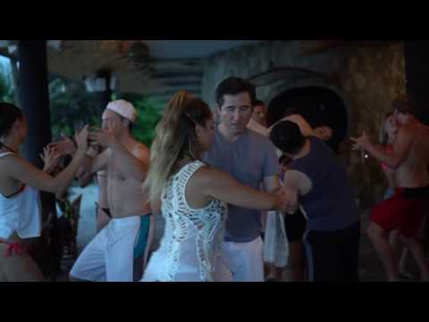 00211 ZoukMX 2016 Beach Party Several TBT 3 ~ video by Zouk Soul