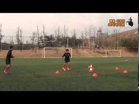 Video dạy bóng đá – bài tập bổ trợ  với bóng 1