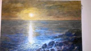 Video - Oil paintings for sale by Ioan Matasareanu