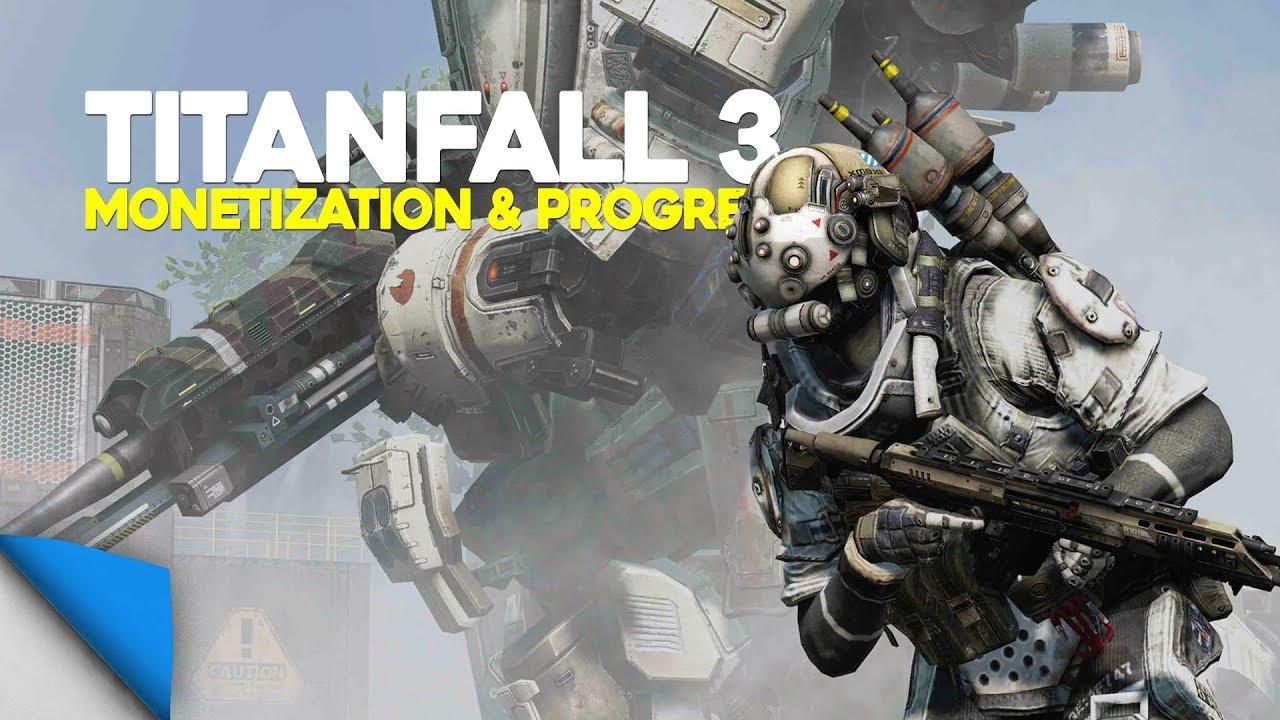 Microtransactions \u0026 Progression in Titanfall 3 - YouTube