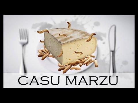 LE CASU MARZU - LE FROMAGE AUX ASTICOTS - À Votre Table #4