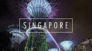 SINGAPORE | CINEMATIC TRAVEL FILM | SONY A6500 & GOOGLE PIXEL 3