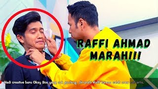 Raffi Ahmad MARAH Pada Crew Yang Salah | OKAY BOS (11/10/19) Part 1