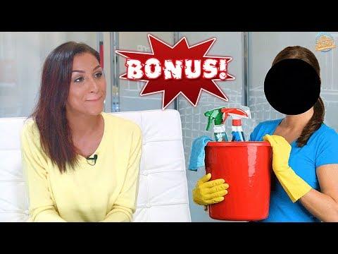 Rania (Les Anges) raconte son ancienne vie de femme de chambre ! (BONUS)