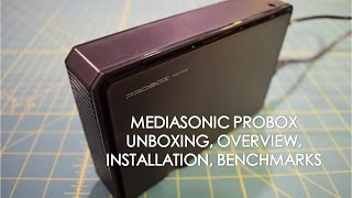 Mediasonic ProBox 3.5