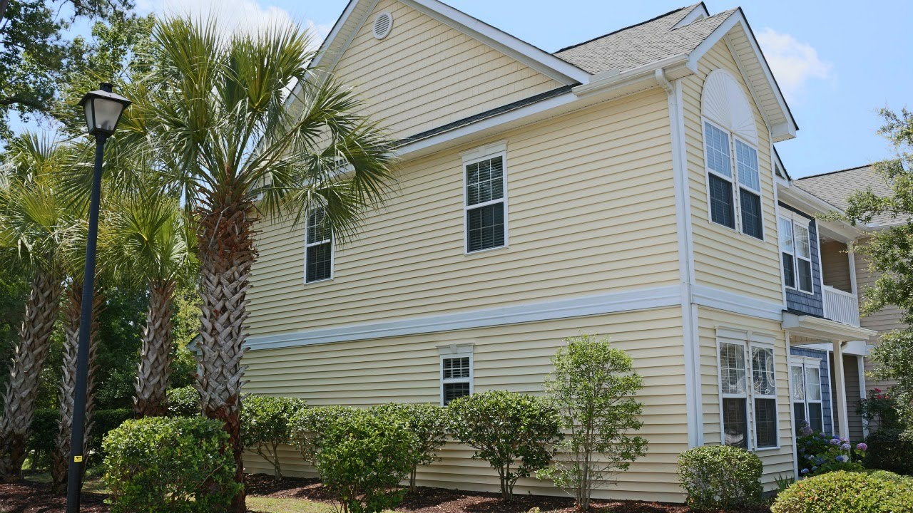 Myrtle Beach Real Estate - Pine Island Townhomes - 1631 Low Country ...