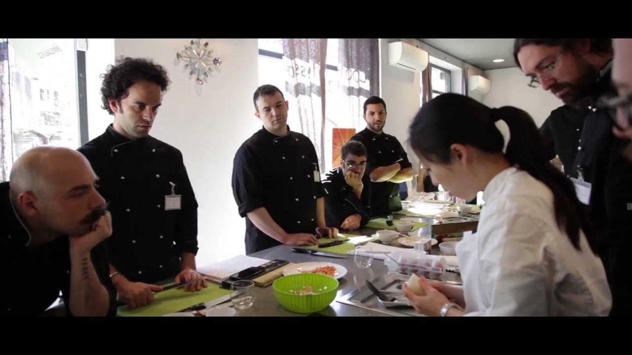 Corso di Cucina Giapponese - Italian Food Academy - YouTube
