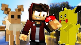 Being the very best..! - Pixelmon Let's Go Ep. 1 (SMP)