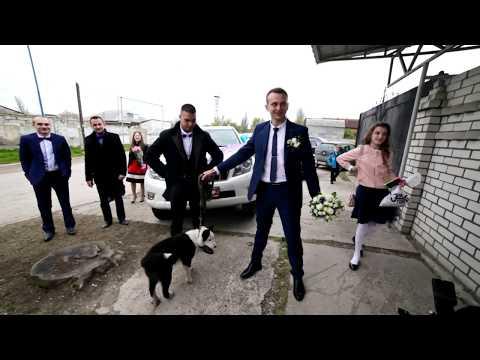 Свадебный Выкуп.  Анечка и Данечка. 2017 - Видео с YouTube на компьютер, мобильный, android, ios