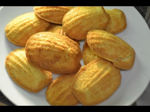 recette-de-petit-gateau:-madeleine-(cuisine-&-dessert)