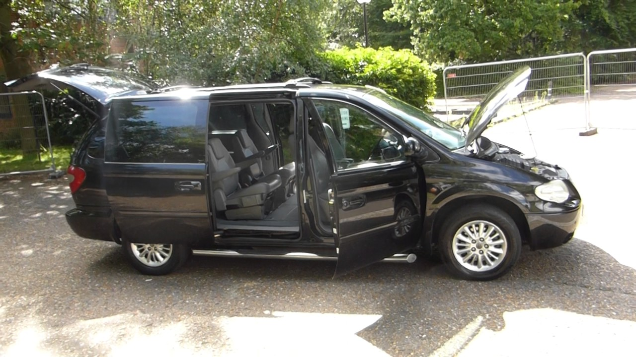 Chrysler Grand Voyager 28 CRD LX Automatic 7 Seater