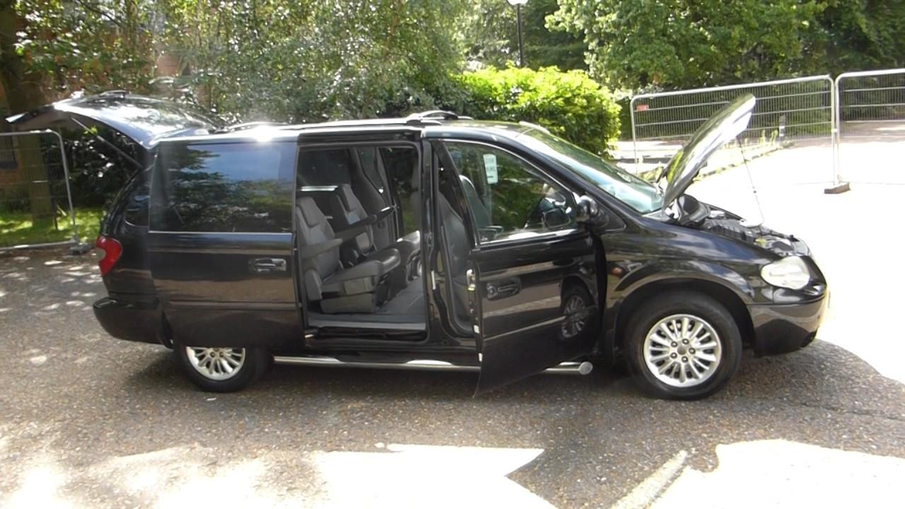 Chrysler grand voyager 2005
