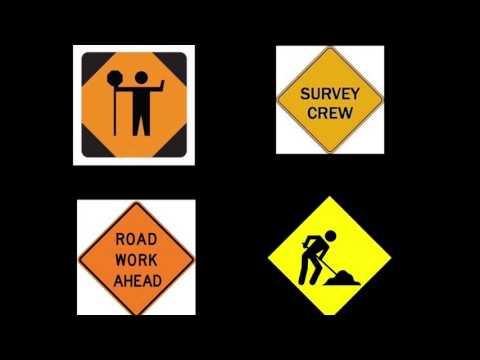 USA Traffic Laws & Signs || ট্রাফিক সাইন (আমেরিকা) ড্রাইভার লাইসেন্স পরীক্ষার সহযোগী || T# 8