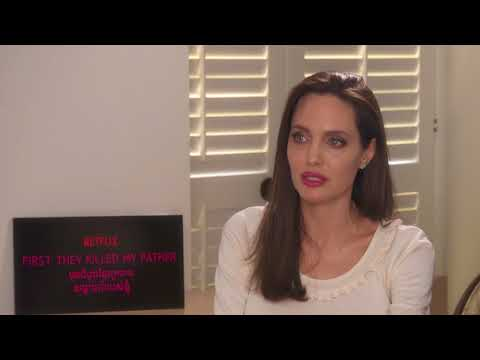 Angelina Jolie: I am a citizen of the World