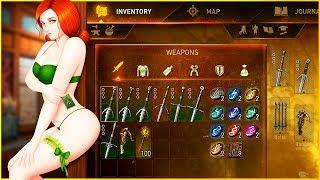 """Крутой мод для Ведьмак 3 на интерфейс как на E3 в 2014 - установка и разбор мода """"E3 UI and HUD"""""""