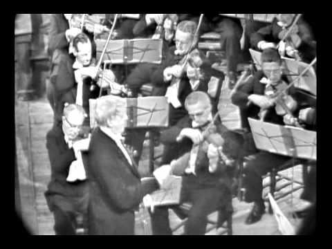 Charles Munch / Boston Symphony Orchestra - Brahms: Symphony No 2 | ICA Classics DVD